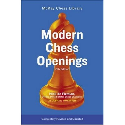 Yet another guide to create opening chess book [PolyGlot] Modern_chess_openings